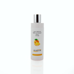 Bath & Shower Gel – Sweet Orange – 200 ml