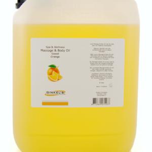 Massage & Body Oil – Sweet Orange – 5000 ml