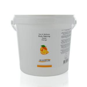 Body Pakking – Sweet Orange – 2500 ml