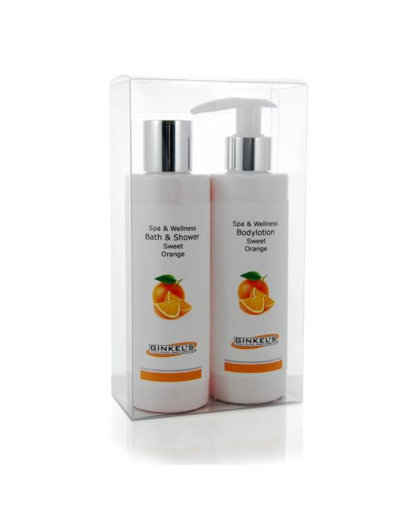 Spa & Wellness – Giftset – Sweet Orange