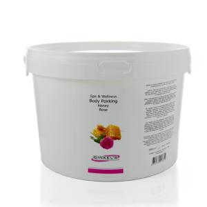 Body Pakking – Honey & Rose – 2500 ml