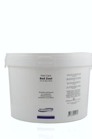 Ginkel's Foot care – Bad Zout 2500 gr [Salonverpakking]