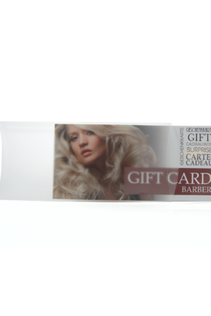 Gift Card Barber