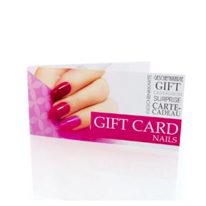 Gift Card Nails