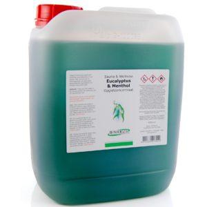 Ginkel's Sauna Opgietconcentraat Eucalyptus-Menthol – 5000 ml [Can]