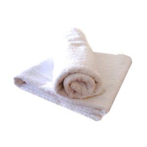 Handdoek – Elegance – Wit