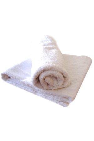 Handdoek ELEGANCE wit