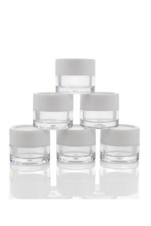 Luxe Proefpotjes – 5 ml [Zak 60 stuks]