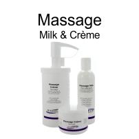 Massage Milk & Crème