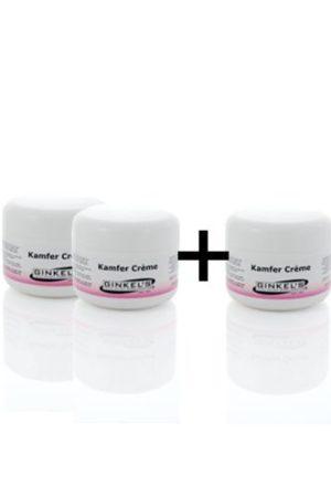 Ginkel's Kamfer Crème 100 ml – 2+1 GRATIS