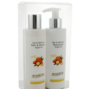 Spa & Wellness – Giftset – Argan