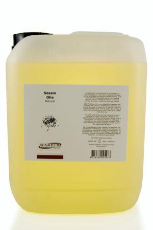 Ginkel's Sesam Olie 5 liter [Can]