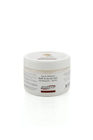 7340 2018 1 300x450 - Bath & Scrub Salt - Sandalwood & Vanilla 600 gr. - sandalwood-vanilla