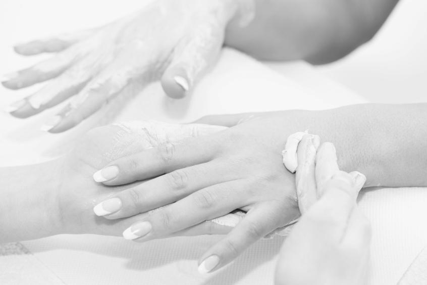 Behandelingen voor ruwe en droge handen