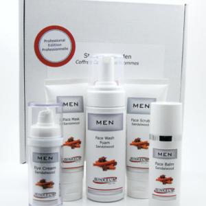 Ginkel's Professional Startbox – Skin Care for Men