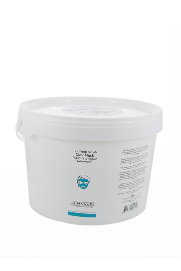 Purifying Scrub Clay Mask 600x900 - Purifying Scrub Mask 1250 gram - nieuw, face-mask-sachets, face-care-2