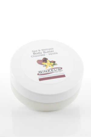Ginkel's Body Butter – Chocolate & Vanilla – 50 ml