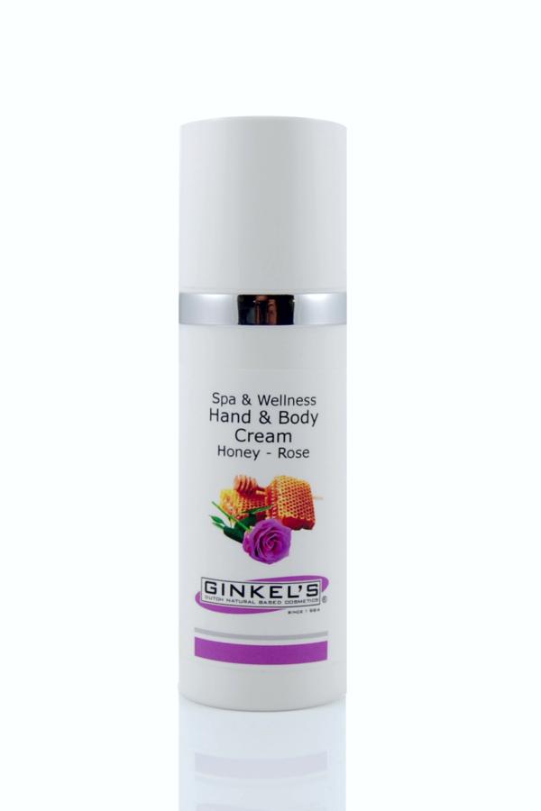 5832 600x900 - Hand & Body Cream - Honey & Rose 50 ml - relatie-geschenkjes, nieuw, honey-rose, hand-care
