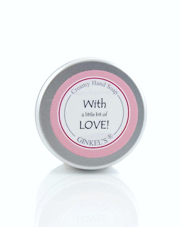 DSC 0179 600x750 - Creamy Hand Soap - 70 ml - With a little bit of Love! - relatie-geschenkjes, nieuw