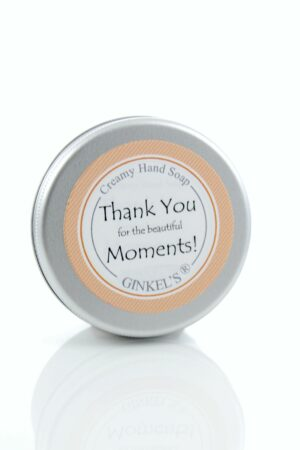 Creamy Hand Soap – 70 ml – Thanks for the Beautiful Moments!