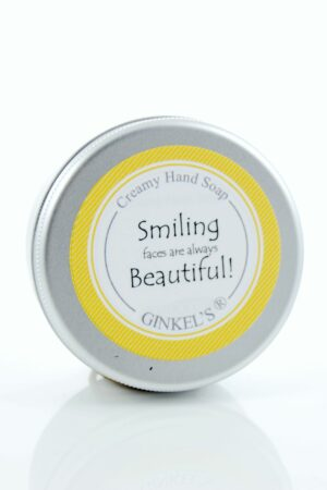 DSC 0183 300x450 - Creamy Hand Soap - 70 ml - Smiling Faces are always Beautiful! - relatie-geschenkjes, nieuw
