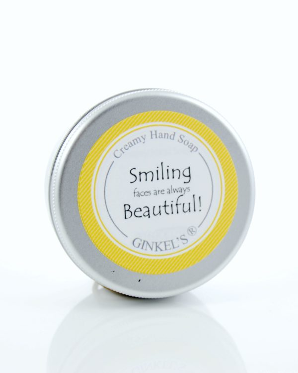 DSC 0183 600x750 - Creamy Hand Soap - 70 ml - Smiling Faces are always Beautiful! - relatie-geschenkjes, nieuw