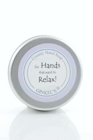 Creamy Hand Soap – 70 ml – for Hands that want to Relax!