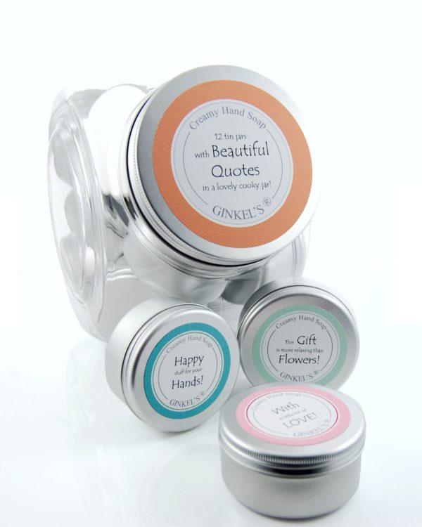 DSC 0194 600x750 - Creamy Hand Soap - Cooky Jar 12 x 70 ml assorti - relatie-geschenkjes, nieuw