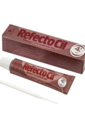 nr 41 refectocil wenkbrauwverf 15ml rood 300x450 - Refectocil Wimper/Wenkbrauw verf - Nr 4.1 rood - refectocil-wimperverf