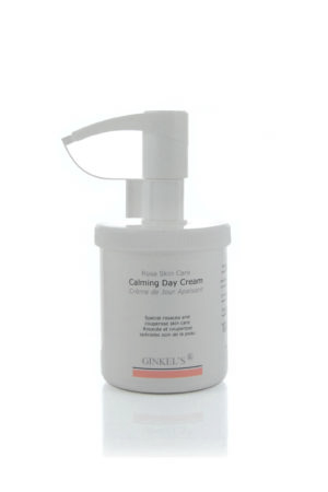 Ginkel's Rosa Care – Calming Day Cream – 300 ml [Salonverpakking]