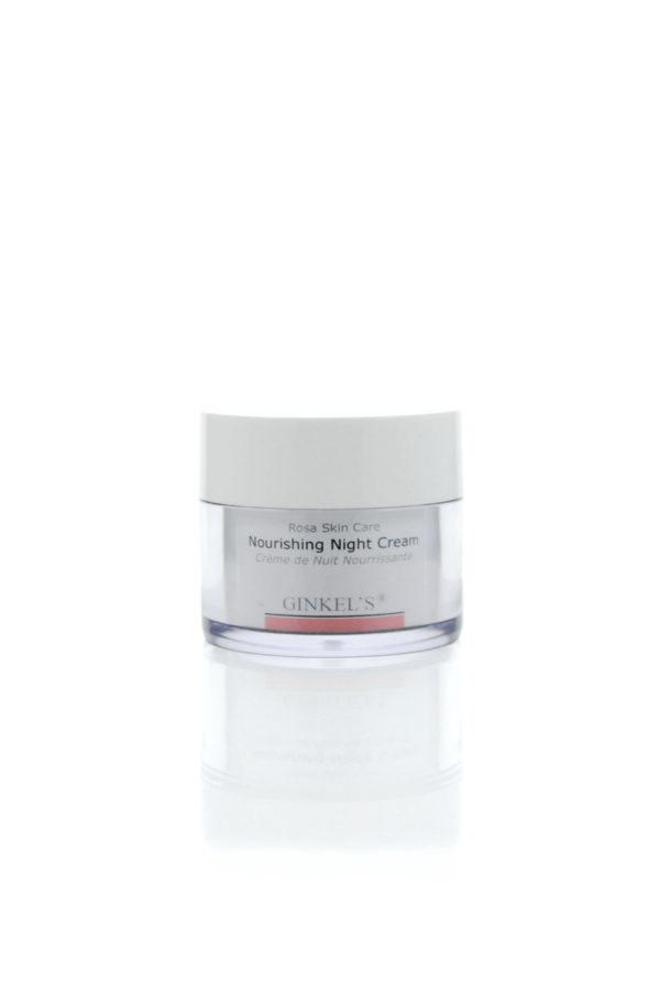 Ginkel's Rosa Care – Nourishing Night Cream – 50 ml