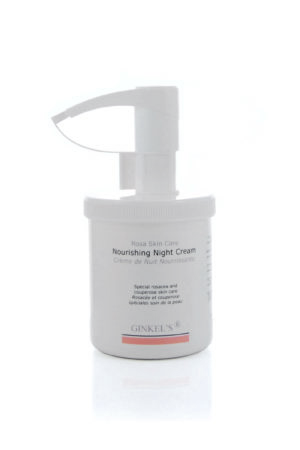 Ginkel's Rosa Care – Nourishing Night Cream – 300 ml [Salonverpakking]