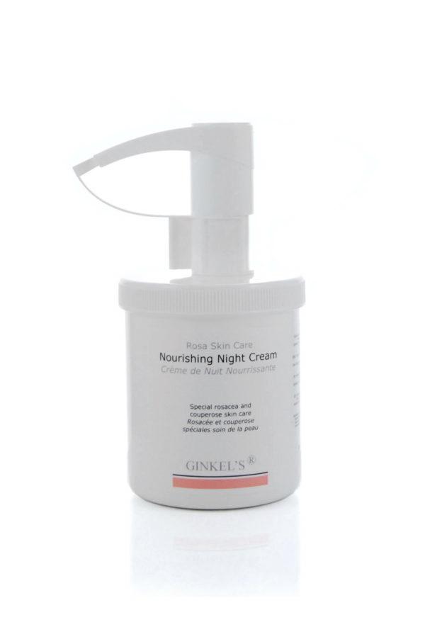 Ginkel's Rosa Care – Nourishing Night Cream – 300 ml [Salonverpakking]