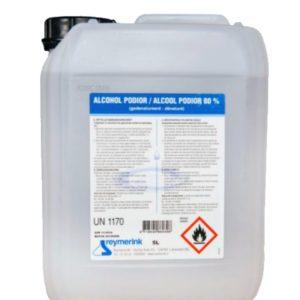 Reymerink Alcohol 80% voor Desinfectie – 5000 ml