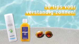 10 tips voor verstandig zonnen 300x169 - 10 tips voor verstandig zonnen! - nieuws