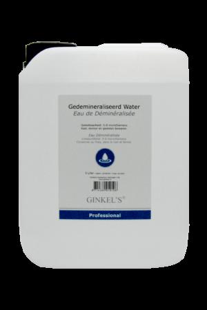 Ginkel's Demi Water 5 liter