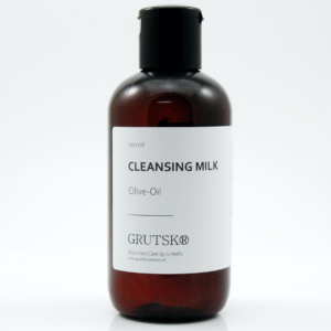 GRUTSK® – CLEANSING MILK – 200 ML