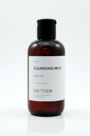 GRUTSK® – CLEANSING MILK – 200 ML