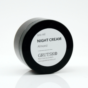 GRUTSK® – NIGHT CREAM – 100 ml