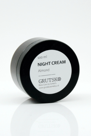 GRUTSK® – NIGHT CREAM – 100 ml