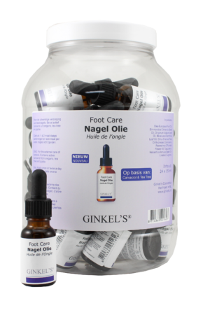Foot Care – Nagel Olie – 24 x 15 ml incl flyers