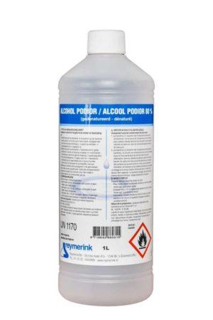 Reymerink Alcohol 80% (voor desinfectie) – 1000 ml