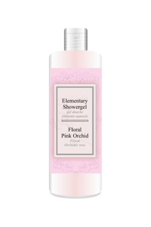 Showergel – Floral Pink Orchid – 200 ml